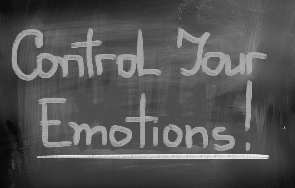 Control your trading emotions