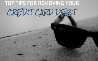 Top Tips For Removing Your Credit Card Debt