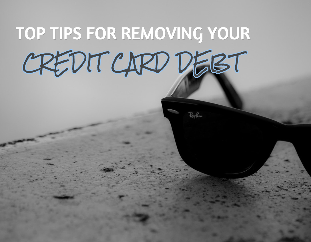 good tips as to how you can remove creditcard debt