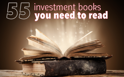 55 Investment Books You Need To Read