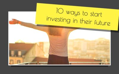 10 ways for 20-somethings to start investing in their future